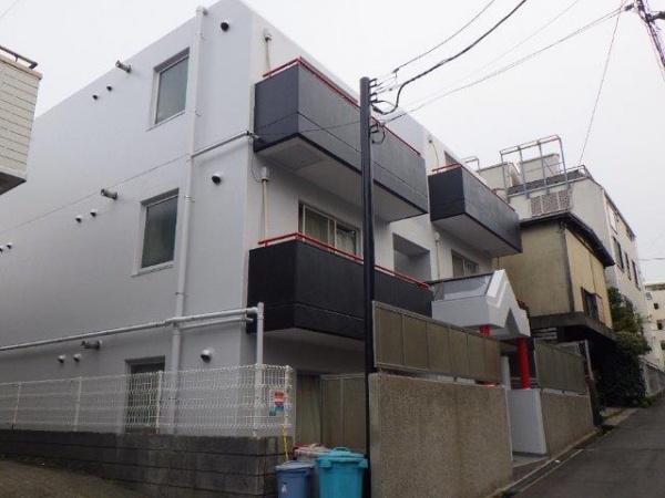 川崎市宮前区でマンションの外装リノベーション等改修工事