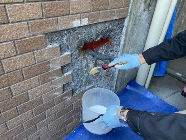 小平市でマンション修繕工事