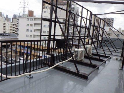 川崎市幸区でテナント大規模修繕工事