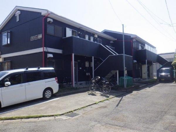 茅ヶ崎市で賃貸アパートの外壁塗り替え