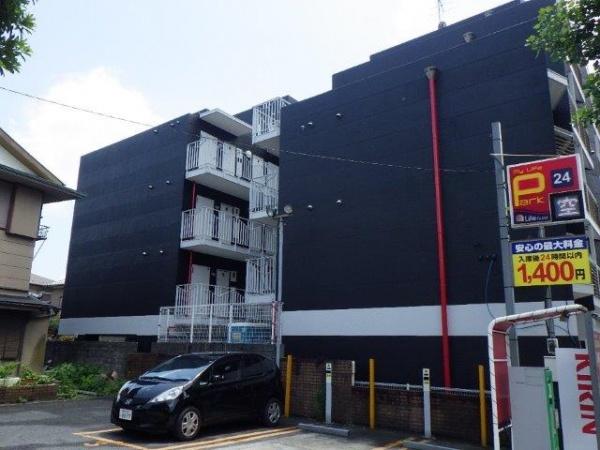 横浜市金沢区でマンションの大規模修繕工事