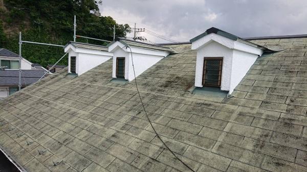 横浜市金沢区アパート外壁屋根塗り替え工事着工