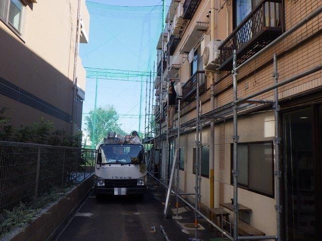 東京都府中市20戸のワンルームマンション着工